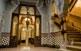 La casa Coll i Regàs de Mataró, de Josep Puig i Cadafalch, té una sala central il·luminada per una gran lluerna; al voltant de l'atri, presidit per una escultura de Manuel Cusachs, es distribueixen les estances.