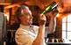 L'Enric Blajé (aquí, al celler del Bruguer Vell) és una de les ànimes del moviment 'slow food' a la vall del Tenes. Ell fa vi, cervesa artesana, té una casa de turisme rural...