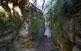 Als Clots de Sant Julià, situats en un bosc frondós de pins i alzines, hi ha una pedrera de gres que s'explotava a l'edat mitjana.