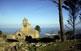 Del poblat medieval de la Santa Creu de Roda només queda l'església preromànica de Santa Helena; just a sota hi ha el Port de la Selva.