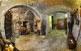 L'entrada del mas de la família Puigpelat, a la Molsosa.