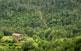 Al mig dels boscos del terme de Guixeres hi ha l'Espluga, una masia veïna del conjunt religiós de la Mare de Déu de Puig-aguilar.