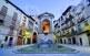 La plaça de Sant Joan de Solsona presumeix de veïns il·lustres: Josep Maria de Segarra hi passà temporades i al núm. 1 hi ha cal Cabané, casa pairal d'una nissaga de pes a la ciutat.