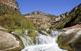 Les aigües de Sant Miquel del Fai són encara la postal més coneguda —i per tant la més turística— de la vall del Tenes.