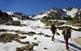 El Camí de l'Óssa ens acosta a la vall d'Ensagents, on trobem un refugi d'alta muntanya (situat a 2.420 metres), és el punt ideal per abordar l'ascens a diversos cims andorrans.