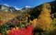 El pic de Sethomes, de 2.661 m i dins del massís del Canigó, sobresurt a la línia de crestes que separa la vall de Cadí de la de Persigola.