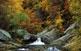 El toll del Mas és un salt esglaonat que es troba al riu de Sant Nicolau