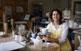 La Marta Danés, ceramista, al seu taller.