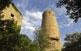 La torre de Vallferosa és la construcció medieval més alta de Catalunya.