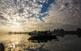 El transbordador Garriga travessa cada dia, de manera ininterrompuda des que surt el sol fins que es pon, els 300 m que separen Sant Jaume d'Enveja i Deltebre.