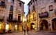 La plaça de la Llibertat capitalitza l'atenció a la fira Besalú Medieval.