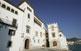El milionari nord-americà Charles Deering féu construir el Maricel l'any 1912 i en va designar director d'obra l'artista Miquel Utrillo, que va fer-hi portar finestrals de Jaca, Salamanca i Logronyo.