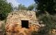 Ruïnes de masos, forns de calç i altres construccions de pedra seca són el vestigi de l'activitat humana dels prats i boscos que voregen el riu.