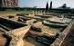 Perspectiva de la configuració d'una vil·la romana, a Torre Llauder.