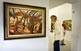 El Museu d'Art Modern de Ceret acull obres d'artistes com Picasso, Soutine, Chagal o Matisse, que es van estar a la població i l'immortalitzaren en els seus treballs.
