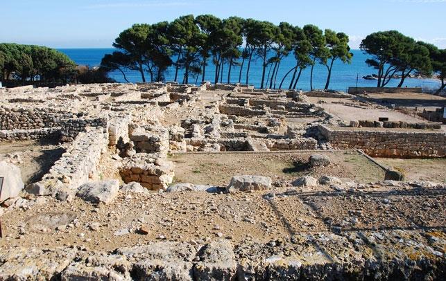 Jaciments arqueològics d'Empúries