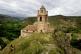 Castellfabib ostenta en el punt més elevat l'església de Nostra Senyora dels Àngels. Al poble hi ha una agrupació astronòmica que aprofita les bones condicions del cel de la comarca.