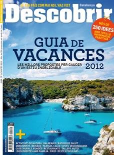 Portada guia de vacances 2012