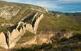Les famoses roques de Finestres, al Montsec d'Estall, són una doble línia d'estrats verticals. Se les coneix popularment com la Gran Muralla Xinesa. Entre les dues parets de roca hi ha l'ermita de Sant Salvador.