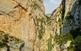 La Noguera Ribagorçana s'obre pas a través de les duríssimes calcàries del Montsec a l'estret de Montrebei. És d'una gran espectacularitat: té 7 km de llargada i uns 500 m de profunditat, amb parets molt dretes.