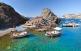 Per a senderistes, la platja més preuada dels pescadors: cala Prona, al mar d'Amunt.
