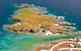 La platja dels Robinsons, a l'illa de Portlligat.