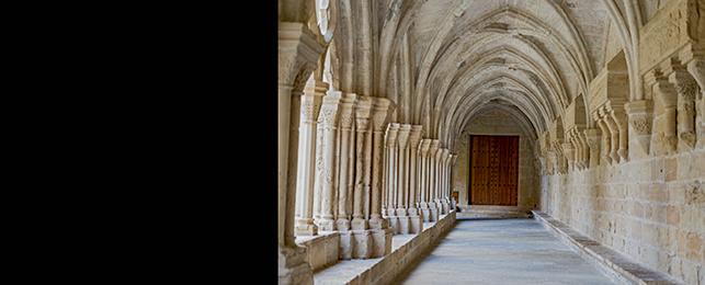 Claustre, cister, Poblet, Conca de Barber�