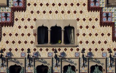 Façana de la Casa Amatller