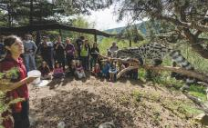 Guanyador d'entrades al Centre de Fauna de MónNatura Pirineus