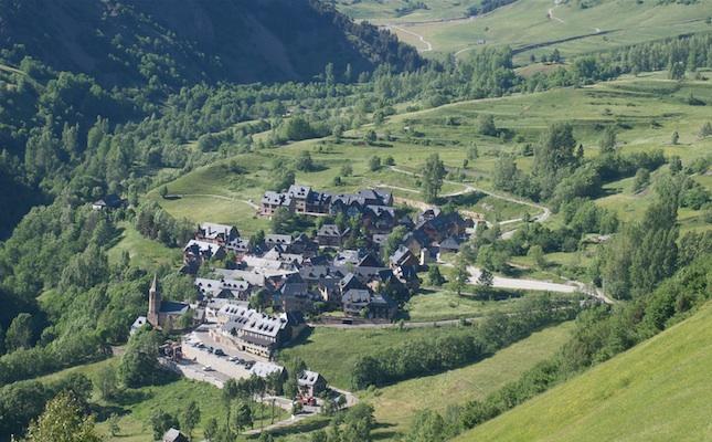 El poble de Bagergue