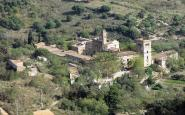 El monestir badalon� de Sant Jeroni de la Murtra es troba al Parc de la Serralada de Marina