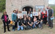 L'acte de presentaci� del DESCOBRIR a l'ermita pallaresa de Castellgerm�