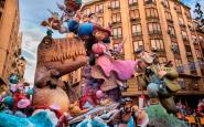 Unes falles, a València