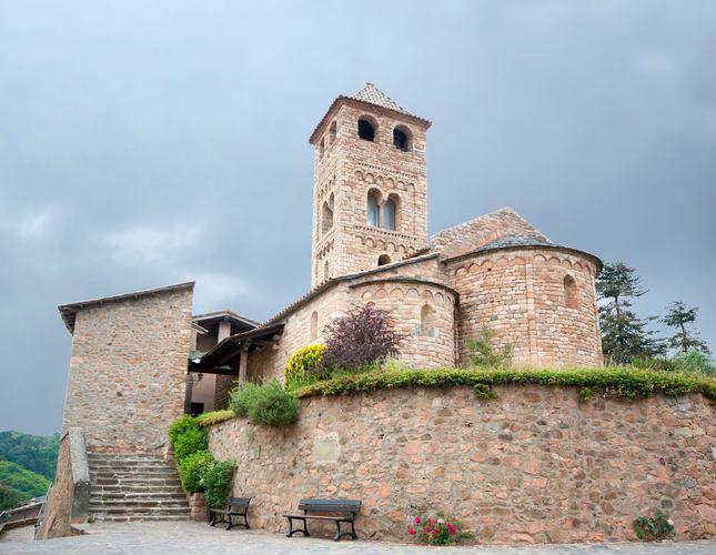 Església de Sant Vicenç a Espinelves