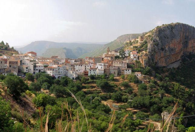 El poble de Xulella