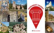 El mosaic del concurs del monument favorit 2017