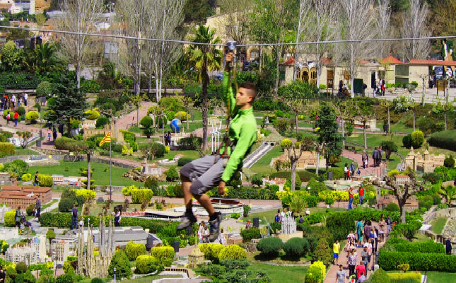 Catalunya miniatura - Parc d'aventura