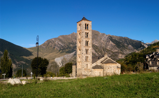 L'església de Sant Climent de Taüll