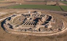 La fortalesa ibèrica dels Vilars, a Arbeca