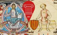 El pantocràtor de Sant Climent de Taüll i una representació de Guifré el Pelós