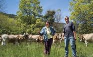 Una parella de ramaders i pagesos