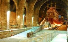 Els secrets de les galeres, al Museu Marítim de Barcelona