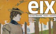 La portada del tercer número de la revista 'Eix'