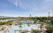 Vistes aèries de PortaAventura Caribe Aquatic Park