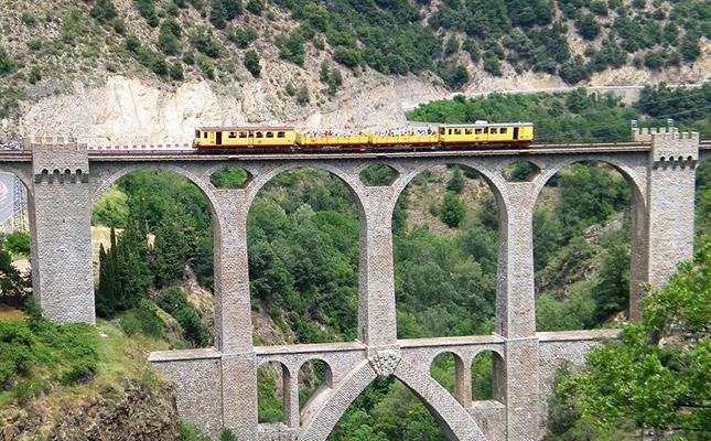 El Tren Groc