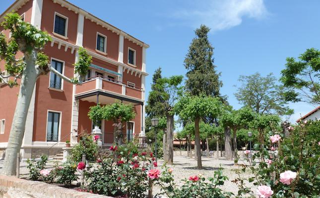 L'alberg Jaume I, a l'Espluga de Francolí