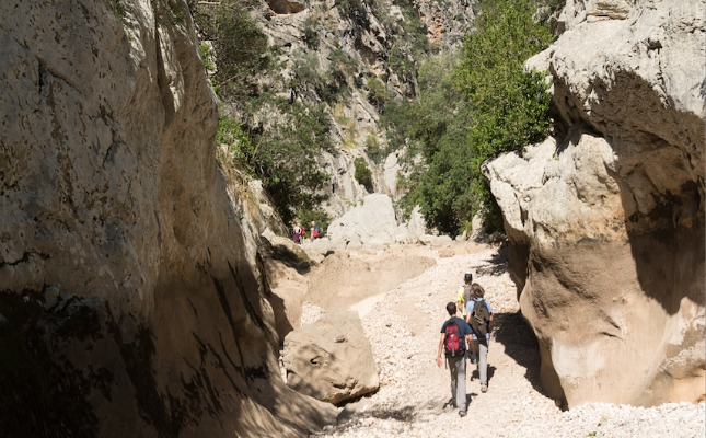 Monument natural del Torrent de Pareis (Mallorca)