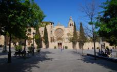 El monestir de de Sant Cugat