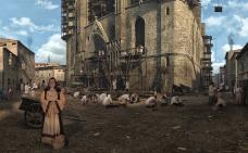 Una nova ruta turística s'endinsa en el barri Gòtic medieval amb realitat virtual
