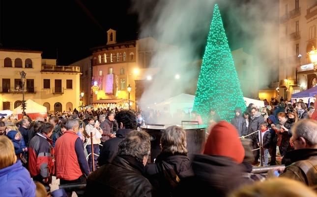 Fira de Nadal de Caldes de Montbui
